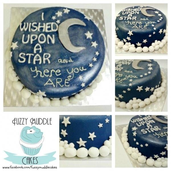 Welcome Home Cake (Military Cake)