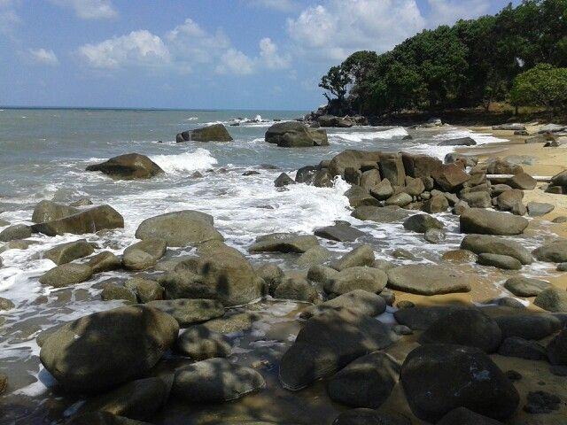 Pantai Bukit Batu @Belitung Timur Indonesia