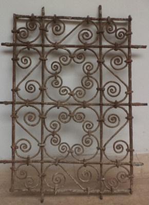 Les 25 meilleures id es de la cat gorie fer forg maroc for Decoration fenetre ancienne