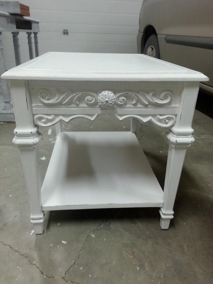 Best Coffee TableEnd Table Refinish Ideas Images On Pinterest - Chantilly distressed dining table by little tree furniture