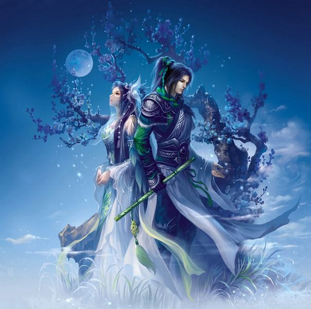 181 Best Images About Wuxia Art On Pinterest
