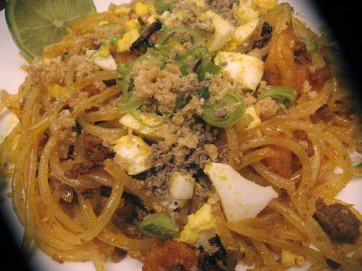Filipino Recipes: Pancit luglug recipe