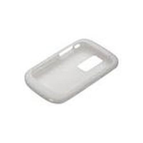 NOB BlackBerry HDW-13840-005 Cell Phone Skin for Blackberry Curve - Rubber - White