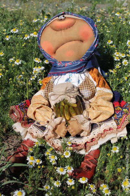 Агурцы сАленые! - примитив,примитивная кукла,примитивы,текстильная кукла
