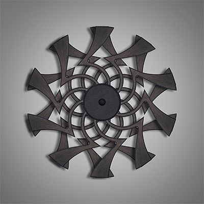 Kinetic Sculpture: Flux