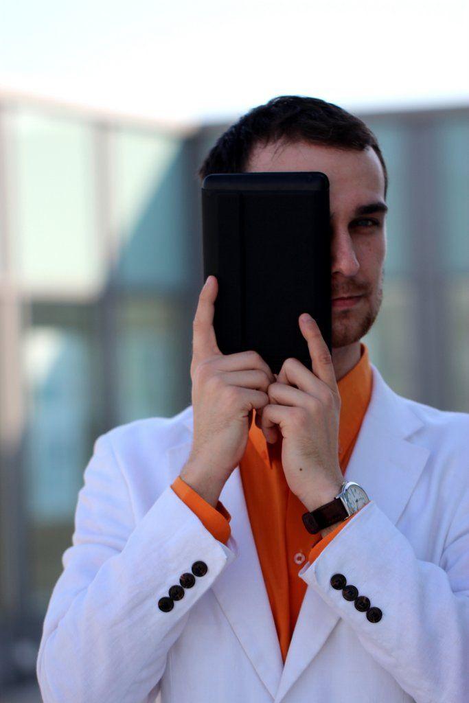 Nexus is like a purse for men ;)