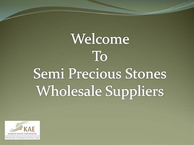 Knowledge about #Agate Semi Precious Stone