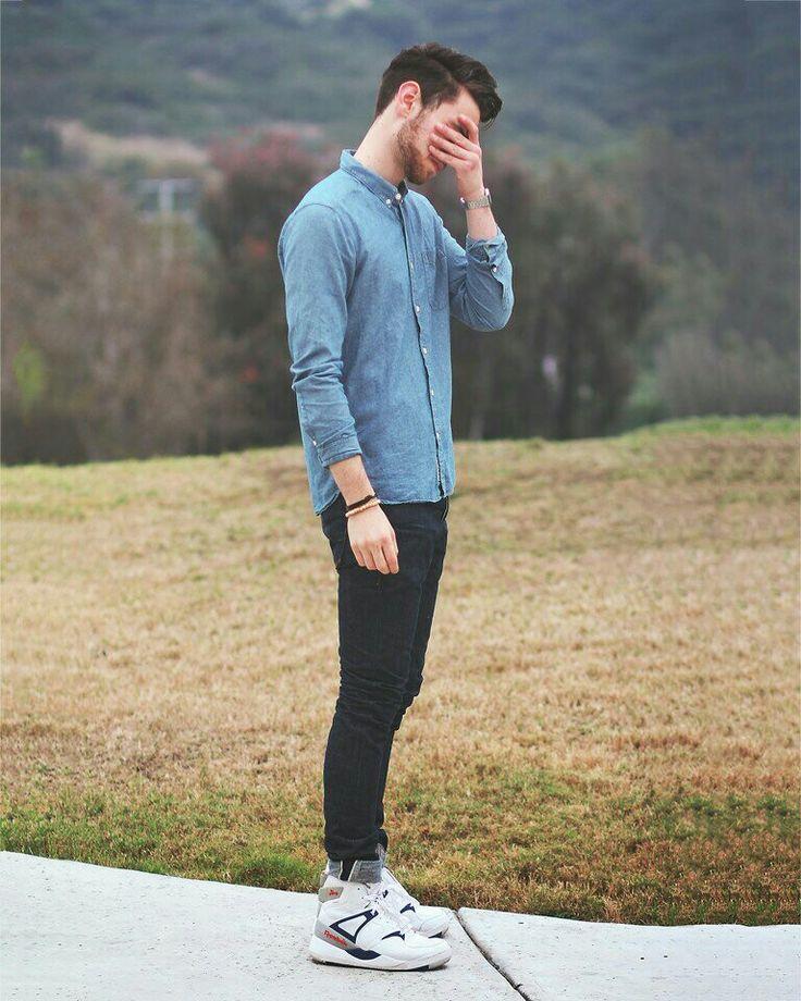 #menfashion #casualwear