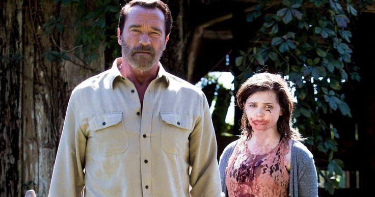 2 'Maggie' Clips: Schwarzenegger Makes a Tough Choice -- Arnold Schwarzenegger stars as a farmer who must turn his zombie daughter over to authorities in 'Maggie', arriving on VOD and in theaters this May. -- http://movieweb.com/maggie-movie-clips-arnold-schwarzenegger/