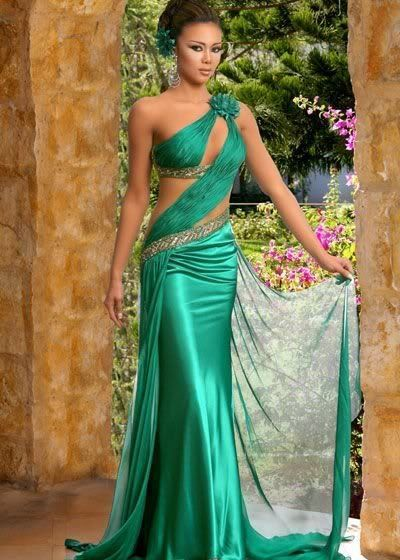 Exotic wedding dresses | … put in a slit in order to do my exotic dance the way I like to do it