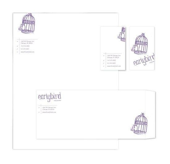 Best Letterhead Images On   Stationery Design