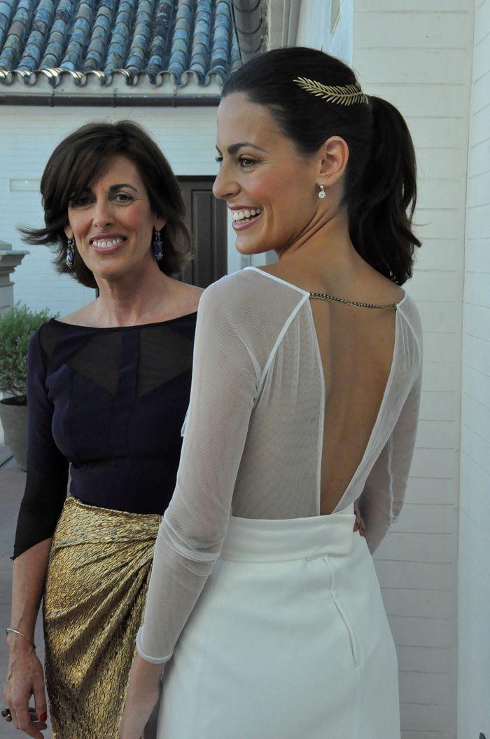 Vestido de novia - Espaldas de ensueño - 12. Roberto Diz