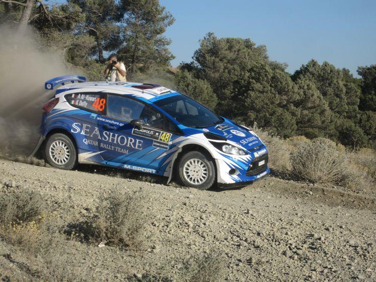 Acropolis Rally 2013 SS1