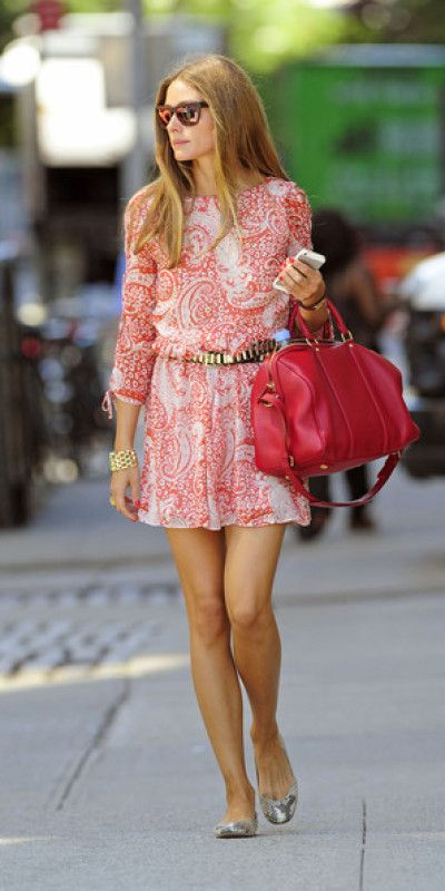 Iconic of the Day: Olivia Palermo Street Style  read more : http://www.ferbena.com/iconic-day-olivia-palermo-street-style.html