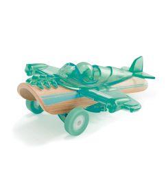 Hape Bamboo Petite Plane € 4,49 Verkrijgbaar bij Stoereigenwijs.eu