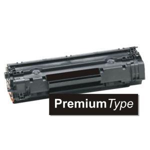 mikromagazo.gr - Συμβατό Toner - Ανακατασκευασμένο/Rebuilt για εκτυπωτή HP CE278A Black - 2100 σελίδες