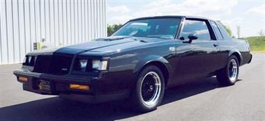 1987 Buick Grand National in Burlington, NC for sale.