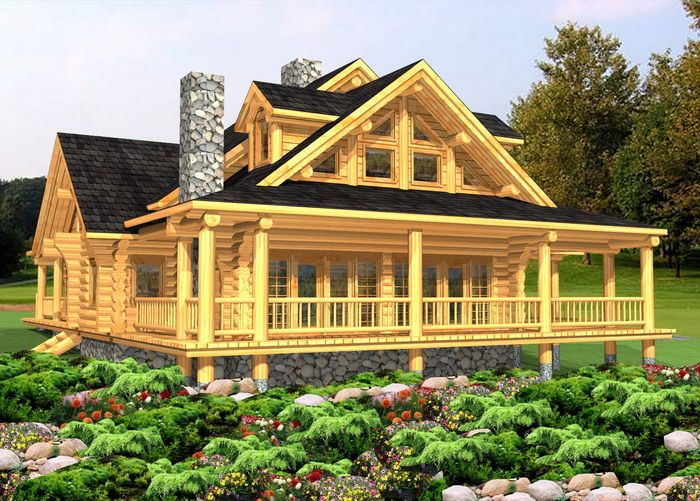 94 Best Images About Everything Log Homes On Pinterest