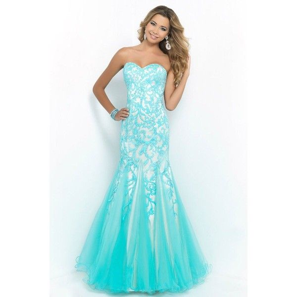 Mac Duggal Prom 2013- Neon Coral Gown With Embellishments ❤ liked on Polyvore featuring dresses, gowns, cocktail prom dress, vintage evening gowns, prom dresses, blue evening dress and cocktail dresses