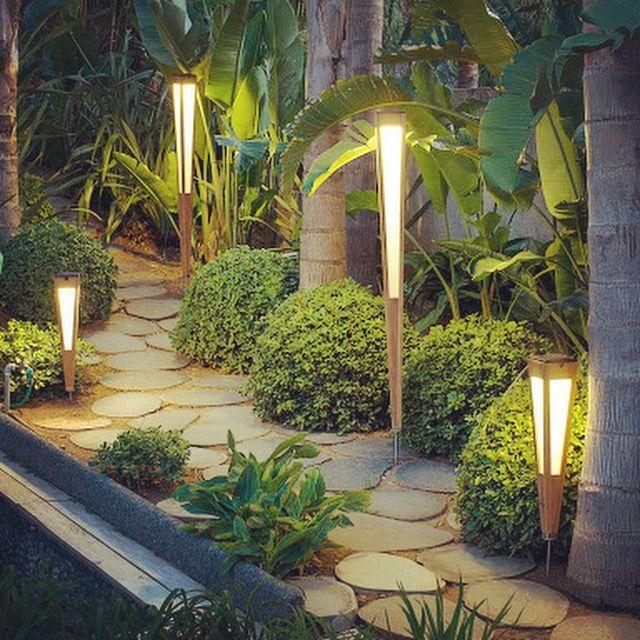 Solar Lamp Antorchas, exclusivo de Sindo Outdoor. #sindolove #sindooutdoor #sindo