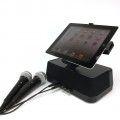 「Karaoke Anywhere for iPad2」  用途はカラオケに限らないぞ!  なによりこの値段だ!!