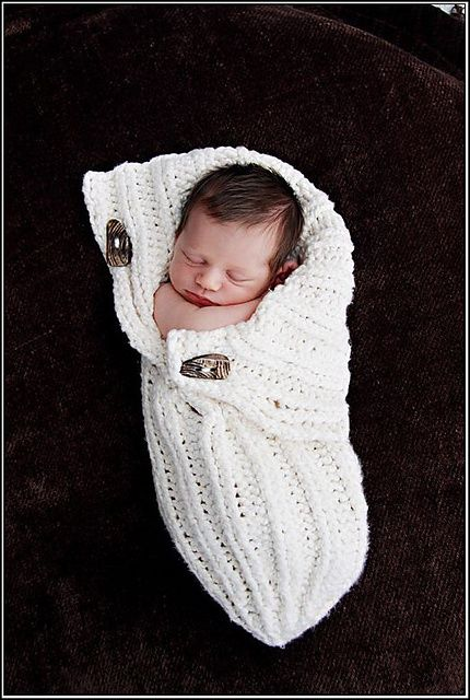 cute baby wrap pattern