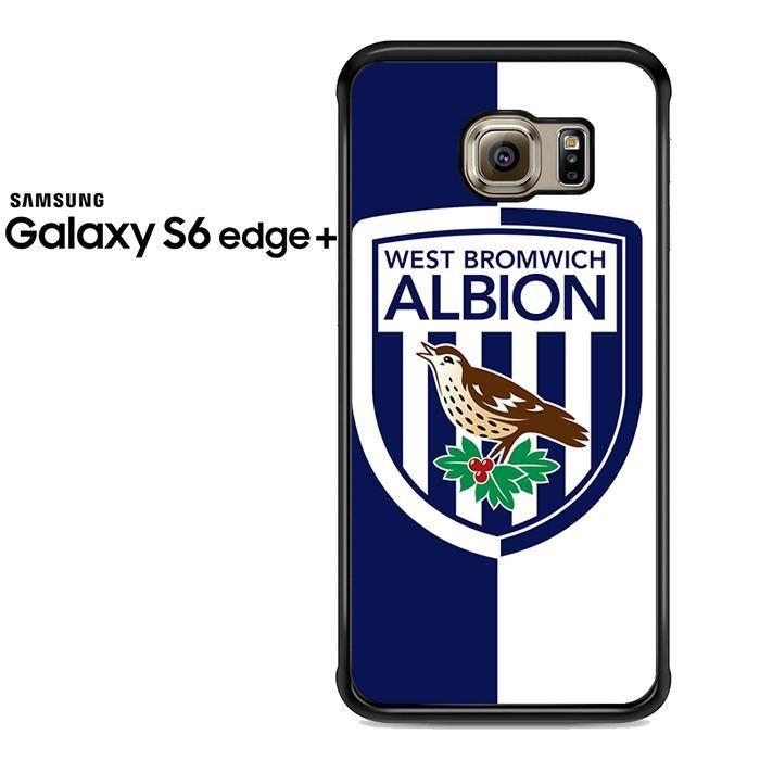 West Bromwich Albion Fc Samsung Galaxy S6 Edge Plus Case