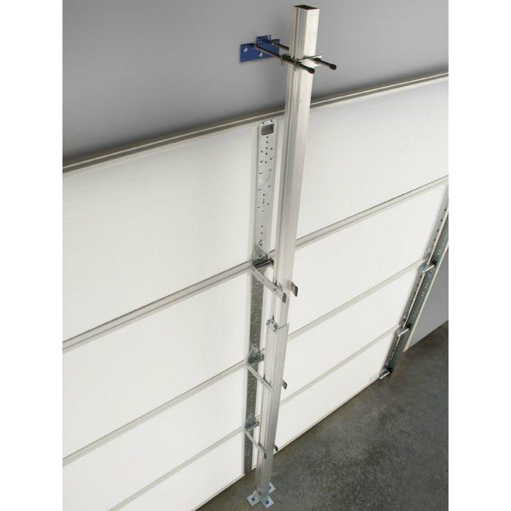 Secure door secure door hurricane proof a garage door for Florida wind code for garage doors