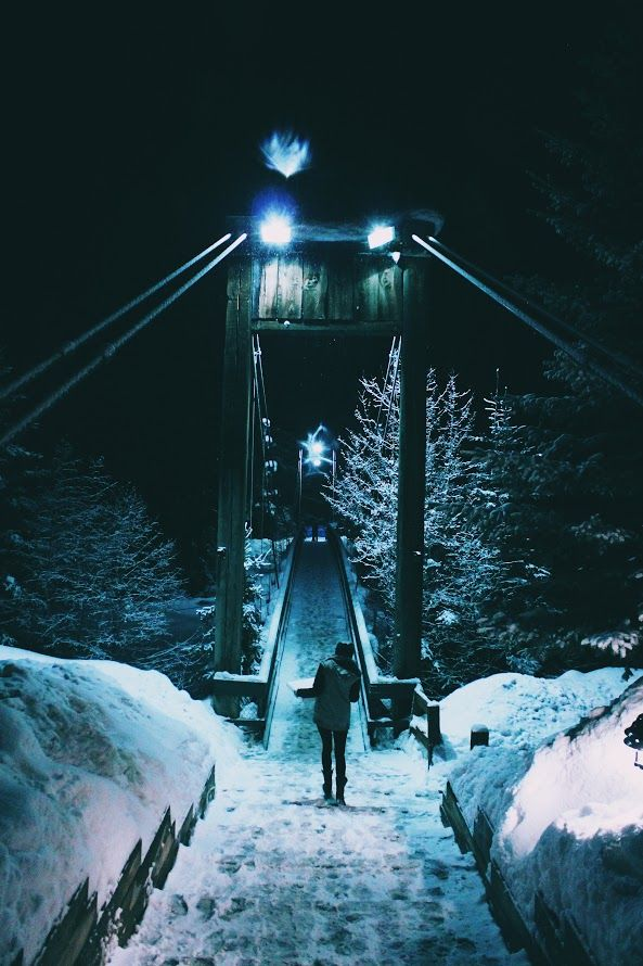 "avenuesofinspiration: "" To the other side 🌉 