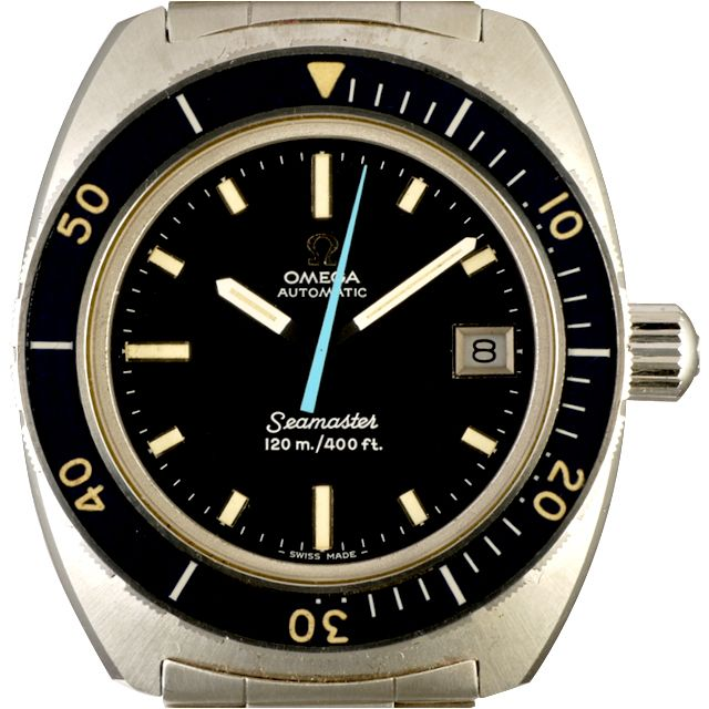 1969 Omega Seamaster 120m. ref. ST 166.0088 by Timeline Watch