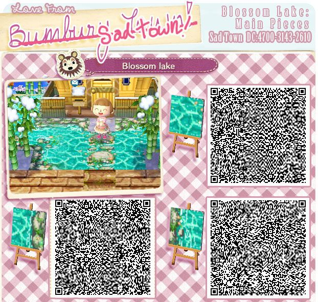 56 best images about animal crossing new leaf on pinterest for Floor qr codes new leaf