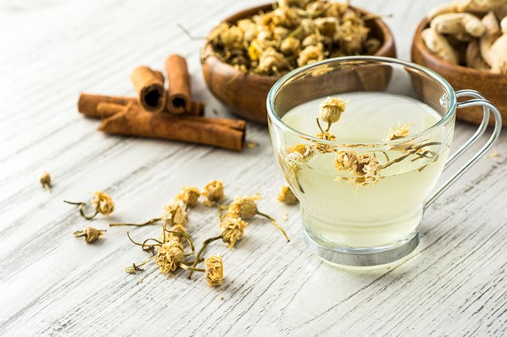 Kamillethee - 10 redenen om iedere dag een kopje te drinken