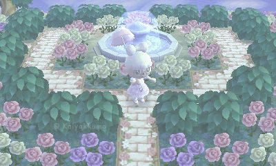 Animal Crossing New Leaf Fairy Ring