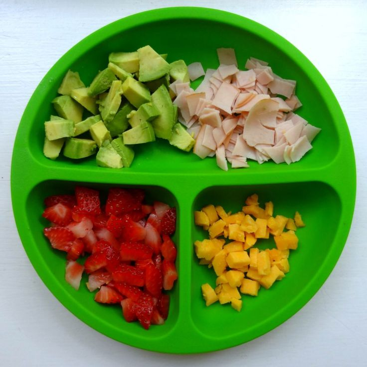 10 Simple Finger Food Meals for A One Year Old | Healthy ...
