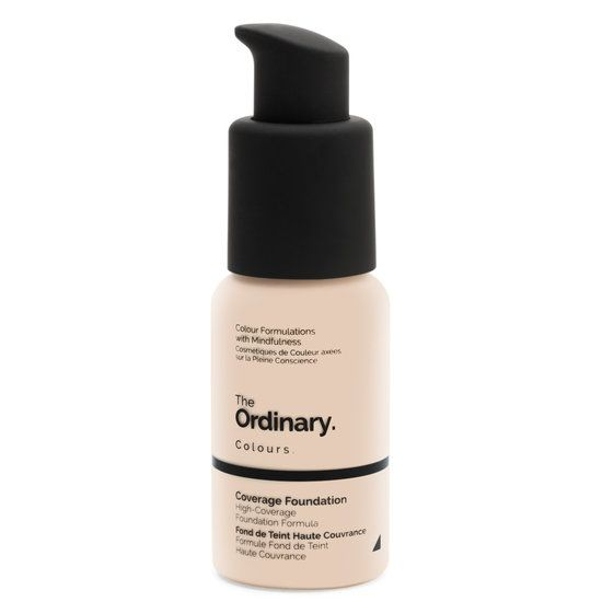 <h5>About 1.1 N</h5> <p>1.1 N is fair with neutral undertones and a semi-matte finish.</p> <h5>What It Is</h5> <p>Coverage Foundation is a full coverage foundation with a lightweight, creamy feel.</p> <h5>What It Does</h5> <p>This foundation offers natural-looking full coverage with a smooth, semi-matte finish and without a heavy, cakey look.</p> <h5>Key Ingredients</h5> <ul> <li>Specially treated pigments: pigments that cover and diffuse uneven skin tone with a rich, highly saturated…