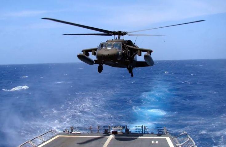 Sikorsky UH-60 Black Hawk