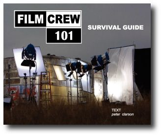 Learning the unspoken rules of Hollywood's working game is not common knowledge. One needs a play book. This 121 page manual is that play book, http://www.cyberbookstore.us/index.php/ebooks/book/32-filmcrew-101/5-ebooks