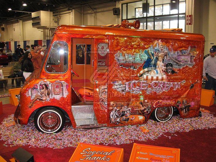 Mr Cartoon Ice Cream Truck 2 by DrivenByChaos.deviantart.com