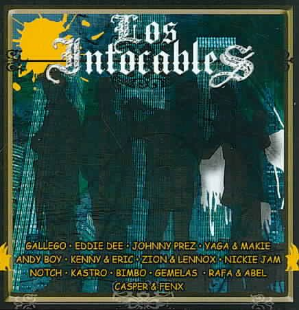Various - Los Intocables