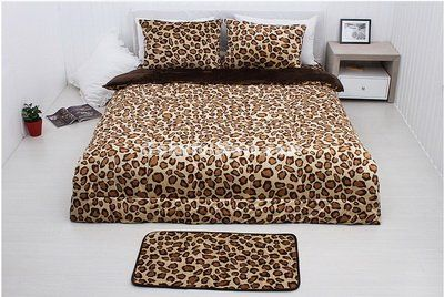 Spellbound Cheetah Print Bedding Sets [101201000010] - $159.99 : Colorful Mart, All for Enjoyment