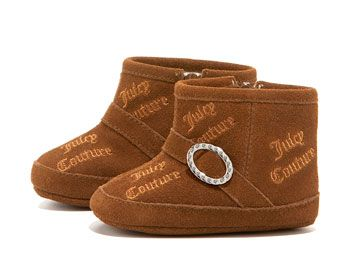 Juicy Couture infant girls boots.