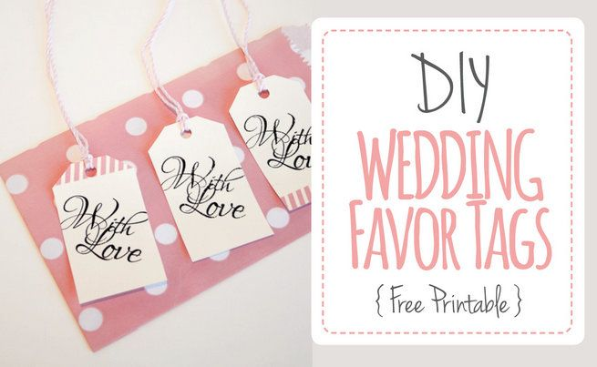Free Printable Wedding Gift Tags: 100 Best Images About Wedding Printables On Pinterest
