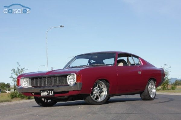 1974 CHRYSLER VALIANT CHARGER VJ