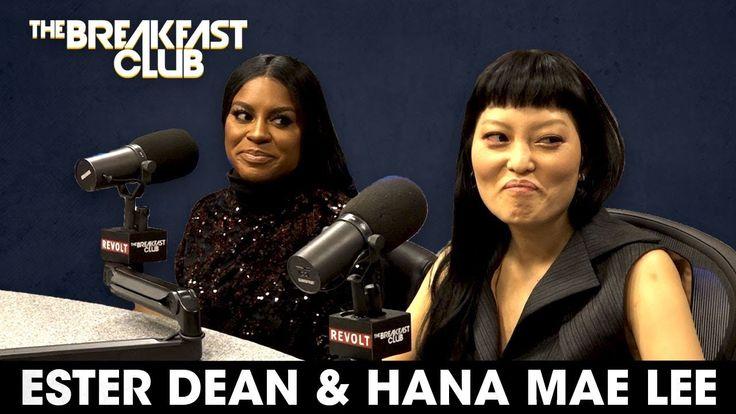 awesome Ester Dean & Hana Mae Lee Talk 'Pitch Perfect 3', Music, Fashion + More
