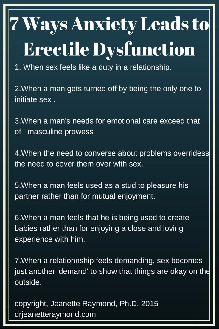 intimacy problems in relationship