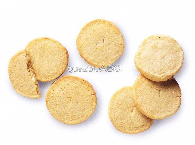 Gyömbéres kétrétegű keksz | Receptek | gasztroABC