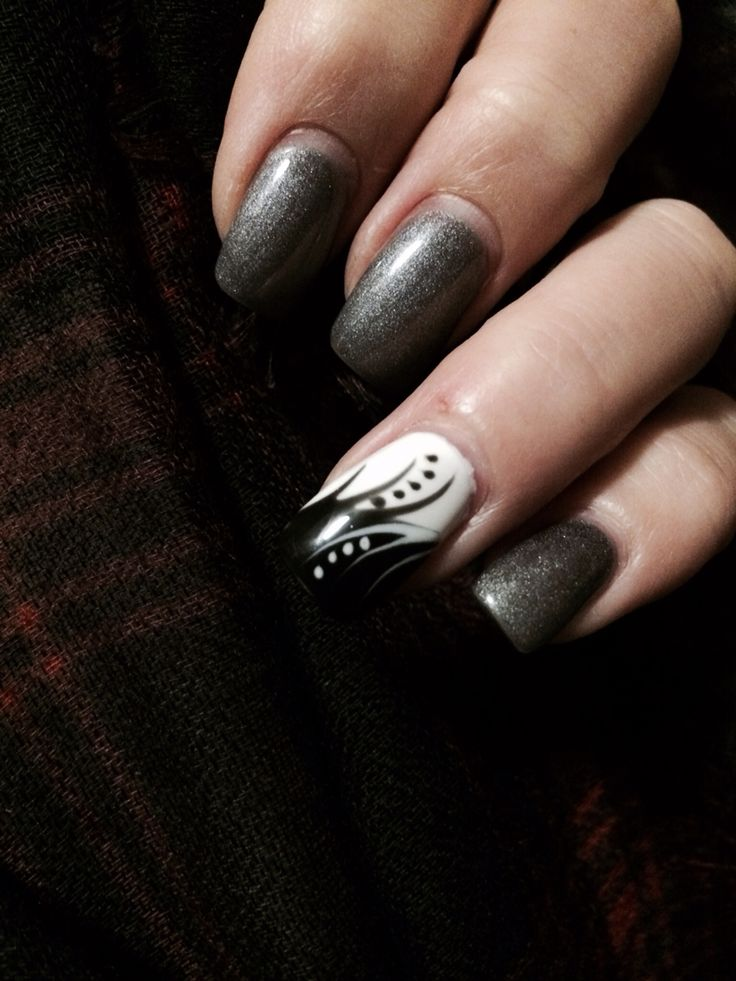 23 best nail art images on Pinterest | Gothic nail art, Halloween ...