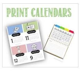 plantilles de calendari