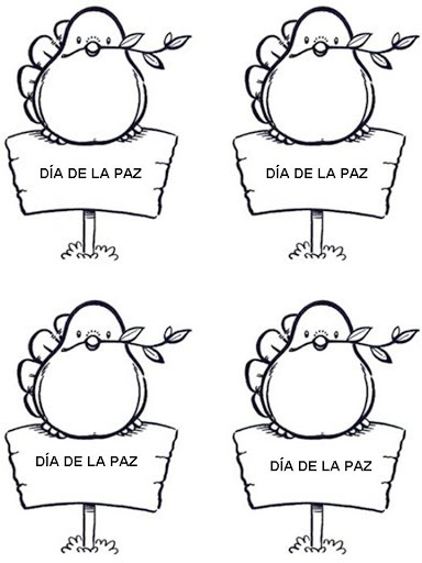 DIA DE LA PAZ - Cruz Perez - Álbumes web de Picasa