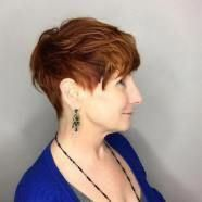 Pixie Cuts For Thick Hair 8 #shortwavypixie